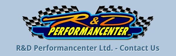 R&D Performancenter Ltd - Contact Us